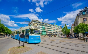 גטבורג, שוודיה (צילום: Fotos593, Shutterstock)