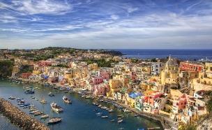 מפרץ נאפולי (צילום: Rolf E. Staerk, Shutterstock)