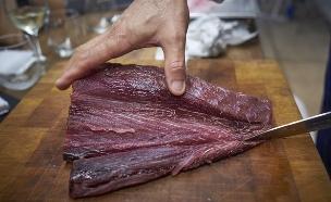 סדנת דגים באקדמיה של בולטהאופ (צילום: אנטולי מיכאלו ,אוכל טוב)