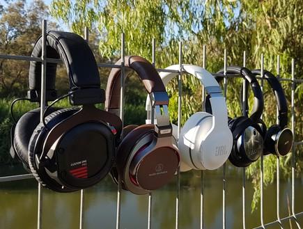 אוזניות (צילום: צחי הופמן ,NEXTER)