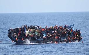 גל ההגירה גובה אסונות (צילום: רויטרס)