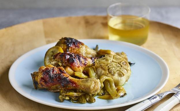 סופריטו שוקי עוף בסלרי, עוף טוב (צילום: דן פרץ ,עוף טוב)