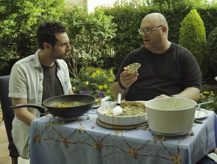 מושיק ודובדבני אוכלים את אירופה פרק 2(דנונה, שטראוס)