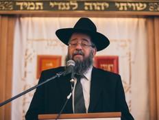 הרב ישעיהו הבר (צילום: אילן ספירא)