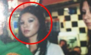 רוסלנה רודינה בגיל 15