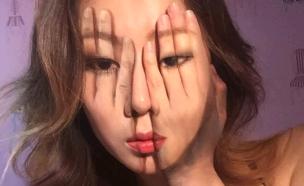 אמנית האיפור הקוריאנית שמעקמת את המציאות (צילום: אינסטגרם ,מעריב לנוער)