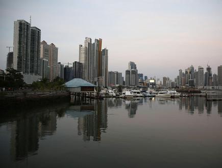 פנמה סיטי (צילום: getty images ,getty images)