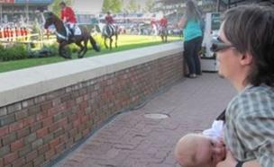 טרבור, טרנסג'נדר שמניק את בנו (צילום: Facebook)