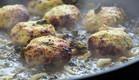 קציצות עוף וירקות (צילום: אסף רונן ,אוכל טוב)