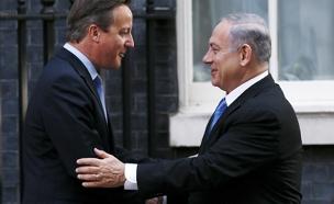 צפו בריאיון עם שגריר בריטניה בישראל (צילום: רויטרס)