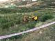 זירת התאונה במגד'ל שמס