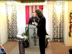 חתונה ביזארית (צילום: יוטיוב)