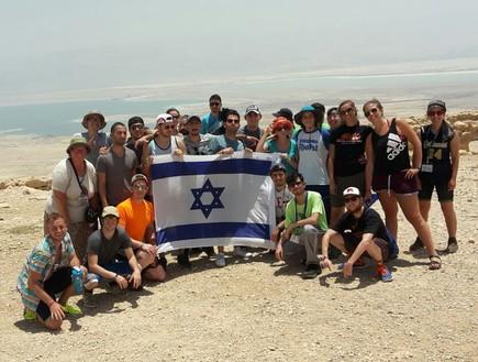 קבוצת תגלית מיוחדת ומרגשת בישראל