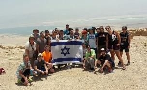 """קבוצת תגלית מיוחדת ומרגשת בישראל (צילום: יח""""צ)"""
