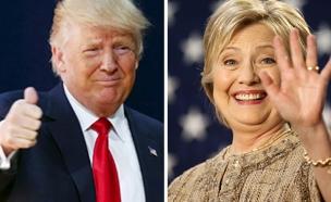 קלינטון נגד טראמפ. היועצים מדברים (צילום: רויטרס)