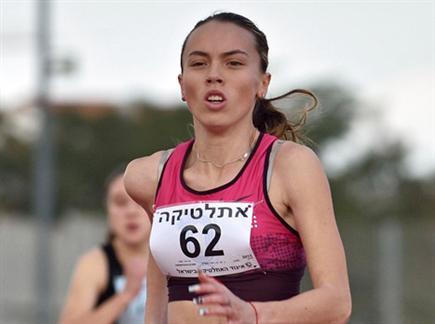 האתלטיקה בישראל בעלייה. לנסקי (איגוד האתלטיקה)(ספורט 5)
