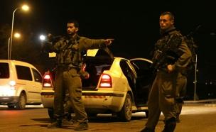 חשש לחטיפה בחברון (צילום: חדשות 2)