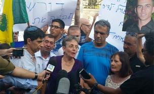 משפחות שאול וגולדין, ארכיון (צילום: חדשות 2)