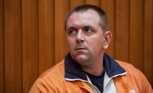 רומן זדורוב. כבר עשור בבית הסוהר (צילום: יונתן סינדל, פלאש 90)