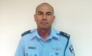 צפו בהתבטאויותיו של קצין המשטרה (צילום: משטרת ישראל)