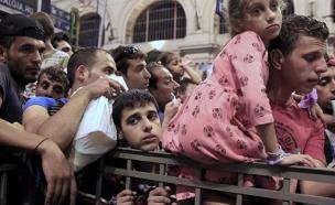 לא רק בים: המהגרים נרצחים בידי מבריחים (צילום: רויטרס)
