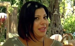 צפו בריאיון עם כוכבת הפרסומת בערבית (צילום: חדשות 2)