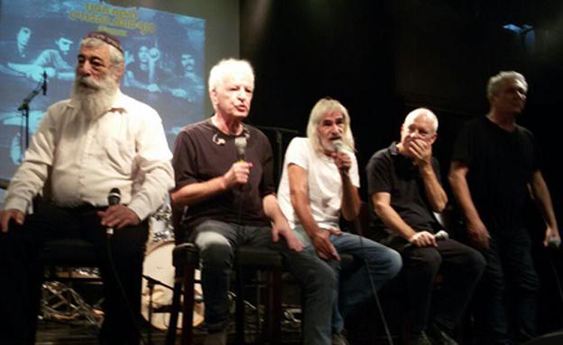 """להקת """"תמוז"""" במסע""""ת, היום (צילום: חדשות 2)"""