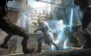 מתוך המשחק Middle Earth: Shadow of Mordor (צילום: Warner Brothers Games)