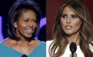 צפו בהבדלים בין שני הנאומים (צילום: רויטרס)