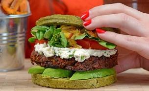 המבורגר בריאות  (צילום: groupon)