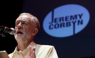 ג'רמי קורביין - מנהיג הלייבור (צילום: רויטרס)