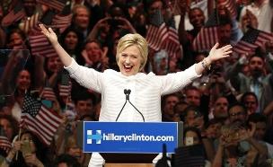 שידור ישיר: הוועידה הדמוקרטית בפילדלפיה (צילום: רויטרס)