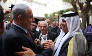 נתניהו נפגש עם נציגי מגזר המיעוטים (צילום: ניו מדיה הליכוד)