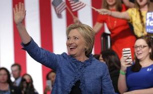 """הכירו את המועמדת הדמוקרטית לנשיאות ארה""""ב (צילום: רויטרס)"""
