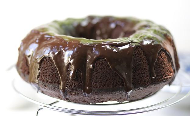 עוגת שוקולד פרווה  (צילום: קרן אגם ,אוכל טוב)