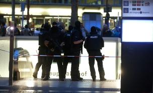 זירת אירוע הירי במינכן בשבוע שעבר (צילום: רויטרס)