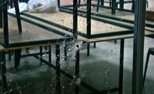זירת פיגוע בעתניאל ב2002 (צילום: חדשות 2)