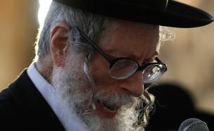 הרב ברלנד (צילום: חדשות 2)