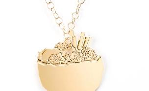 תכשיטים - יעל שהם (צילום: באדיבות המעצבת)