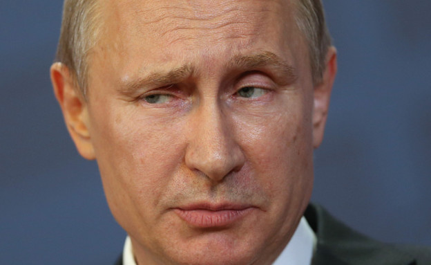 ולדימיר פוטין פלישה (צילום: אימג'בנק/GettyImages)
