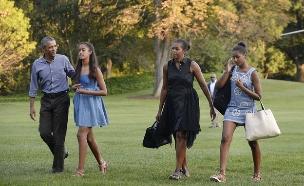 ברק אובמה  (צילום: אימג'בנק/GettyImages ,getty images)