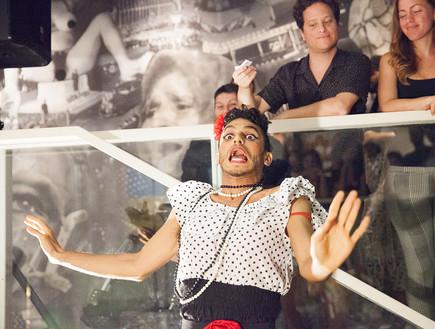 """אריאל ברונז """"תרבות בפריפריה"""" (צילום: דין אהרוני ,יחסי ציבור)"""