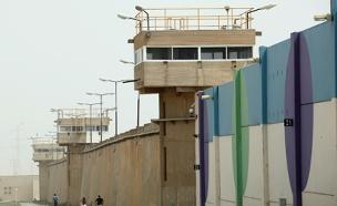 כלא אשל (צילום: פלאש 90 \ moshe shai)