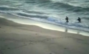 """סייע בהקמן המעגן הימי של חמאס (צילום: דובר צה""""ל)"""