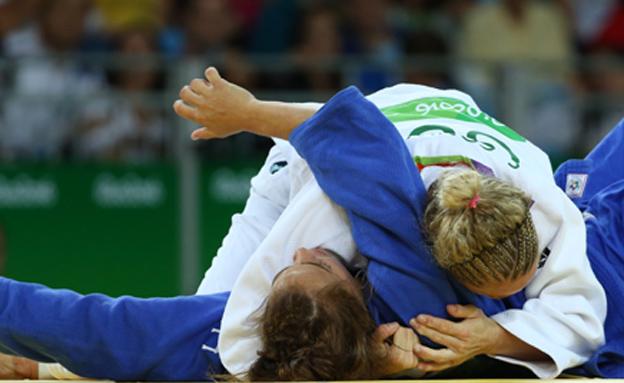 הפסידה ברבע הגמר. בולדר וקונוויי (צילום: רויטרס)