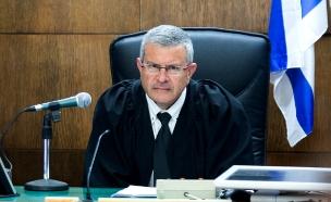 השופט דוד רוזן (צילום: יותם רונן)