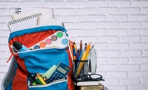 תיק בית ספר  (צילום: shutterstock ,shutterstock)