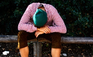 """חשד: הותקף ע""""י 9 בני נוער (צילום: רויטרס)"""