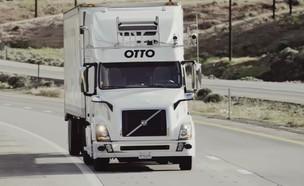 משאית אוטונומית של Otto ו-Volvo (צילום: יחסי ציבור ,יחסי ציבור)