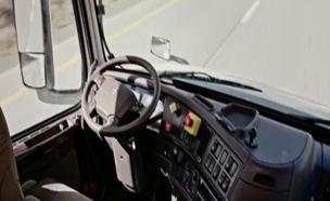 משאית ללא נהג. בקרוב על הכביש? (צילום: מתוך סרטון התדמית של otto)